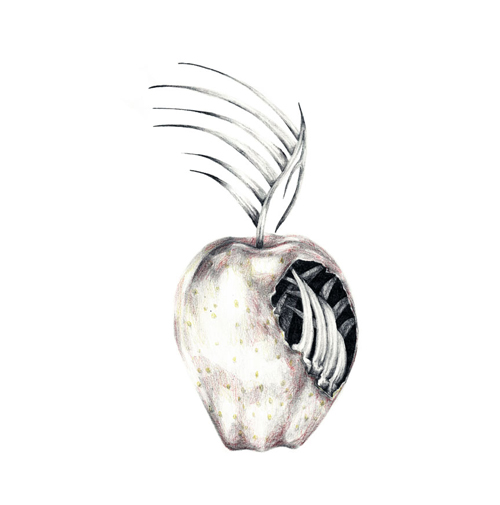 Nature-Macabre-Apple